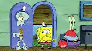 did anyone else notice this spongebob spongebuddy mania