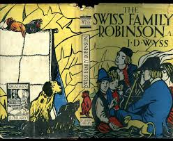 the swiss family robinson by wyss red abebooks