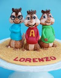 alvin and the chipmunks cake toppers amazing fondant cakes amazing grace cakes alvin and the