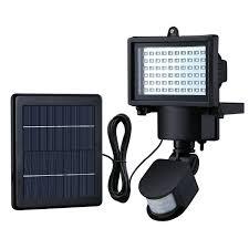 litom solar lights outdoor litom lsl14 bright 60 led solar lights outdoor solar security lights