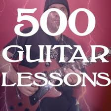 easy to learn guitar lessons youtube