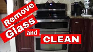 glass oven door shattered best way to clean glass inside oven door image collections glass