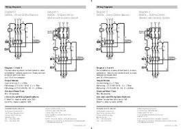 typical circuit diagram of direct on line starter typical circuit
