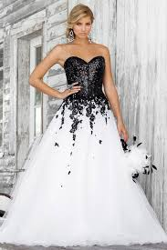 black and white wedding dresses black and white plus size wedding dresses wedding party decoration