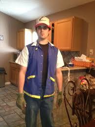 Ash Ketchum Halloween Costume Ash Ketchum Pokemon Costume