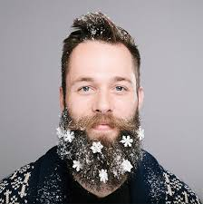 beard ornaments photos these men decorated their beards like they would a
