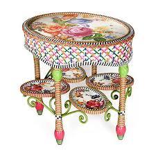 Mackenzie Childs Decorating Ideas 37 Best Mackenzie Childs Images On Pinterest Funky Furniture
