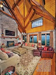 log homes over 4 000 sq ft custom timber log homes timber home living custom timber log homes 5