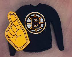 hockey sweater etsy