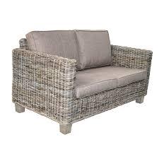 canap klobo canapé deux places giorgia kobo rotin meuble véranda