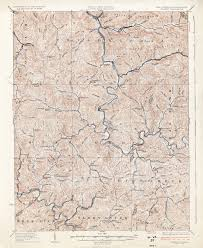 West Virginia Road Map by