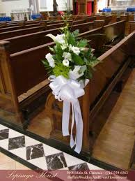 wedding decorations for pews best of wedding flowers wedding