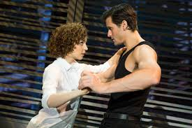 kellermans in dirty dancing dirty dancing u0027 works best as a dance spectacle onbostonstages