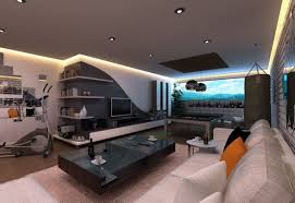 lighting ceiling design apartment living room decorating