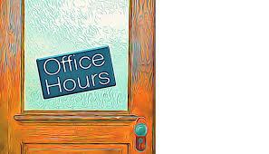 Hours by Office Hours The Second City