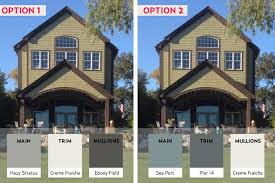 best lake house paint colors with lake sammamish three story home