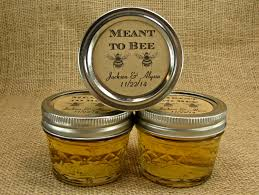 honey jar wedding favors mini jar wedding favors wedding honey favor jars