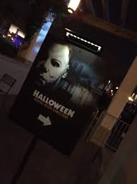 michael myers halloween horror nights event coverage universal u0027s halloween horror nights hollywood