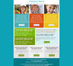 e brochure design templates 33 best email template designs for purchase free