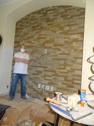organized chaos diy stone wall