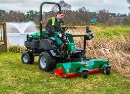 frx 150 out front flail mower