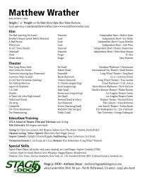 best resume writing service houston resumé matthew wrather