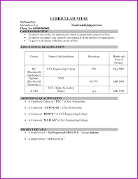 resume sle in pdf unique electronics engineer resume sle for freshers pdf reader 28