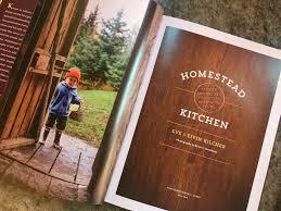 homestead kitchen by eve u0026 elwin kilcher autographed copy the