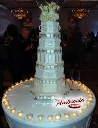 wedding cakes new orleans the ambrosia bakery wedding cake baton la weddingwire