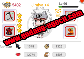 tutorial hack ninja heroes how to get ninja rank ss on ninja heroes android gudang ngecit
