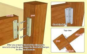 Build Wooden Bed Frame Diy Wooden Bed Frame Designs Emerick