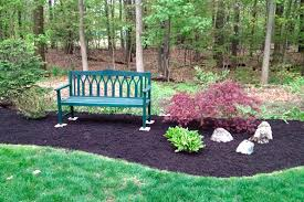 Landscaping For Curb Appeal - mulching for curb appeal paradise landscape