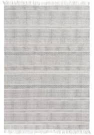 White Cotton Rug Surya Idina Idi 8801 Rugs Rugs Direct