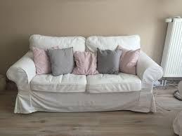 2er sofa weiãÿ ikea ektorp 2er sofa weiß in iserlohn polster sessel