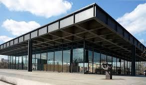 architektur berlin neue nationalgalerie in berlin abacho