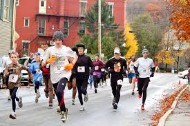 8 turkey trots to participate in around the country in 2017