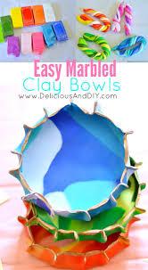 diy marbled clay bowls u2013 diy u0026 craft