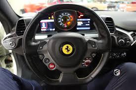 Ferrari 458 Interior - 2012 ferrari 458 italia fusion luxury motors