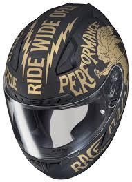 hjc motocross helmets hjc cl 17 rebel helmet cycle gear