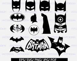 batman svg etsy