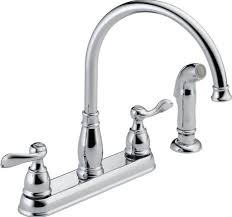 kitchen design brushed nickel kitchen faucet with single handle