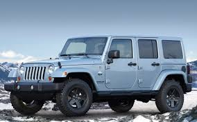 blue jeep 2 door jeep adds special edition 2012 wrangler arctic liberty arctic