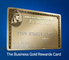 Business Gold Rewards Card From American Express My Latest Credit Card Haul The Hustle Blog