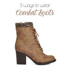 womens combat boots target 3 ways to wear combat boots the budget affordable