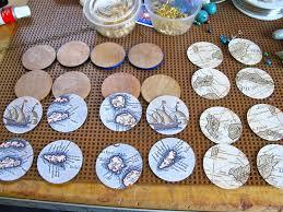decoupage earrings blukatkraft decoupage map earrings diy jewelry tutorial
