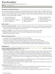 Sample Non Profit Resume by Resume Sample Yale Resume Ixiplay Free Resume Samples
