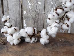 organic 6 u0027 foot cotton swag garland six feet farmhouse urban