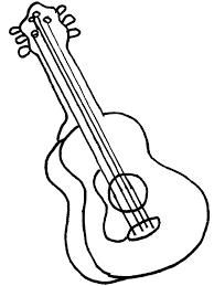 rock guitar coloring pages eliolera com