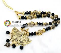 beads necklace wholesale images Craftlife new stylish wholesale oxidized gold plated german silver jpg