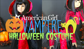 halloween doll wig american doll vampire halloween costume youtube
